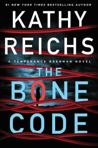 Review – The Bone Code by Kathy Reichs