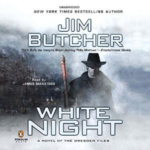 Review – White Night by Jim Butcher