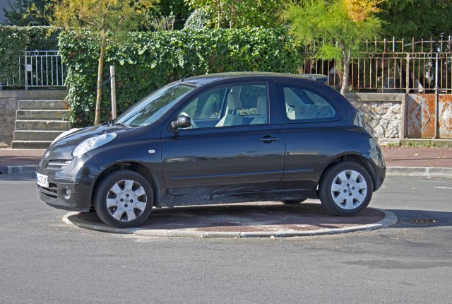 Parking in Arcachon 24 Aug 2014