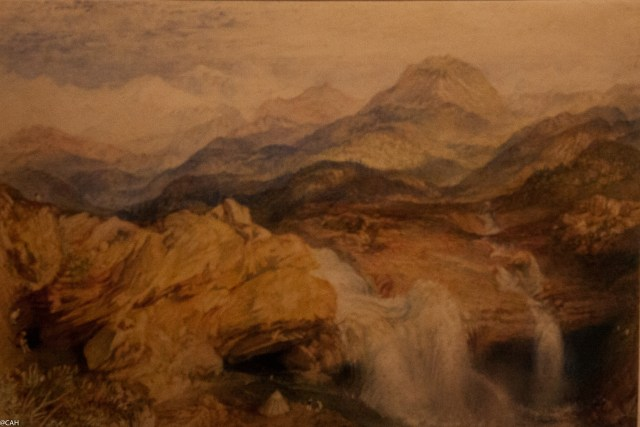 Falls near the source of the Jumna Himalaya (1 of 1)