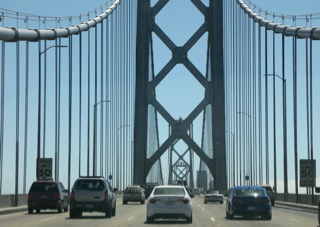 Lincoln Highway Bay Bridge 3 - 1