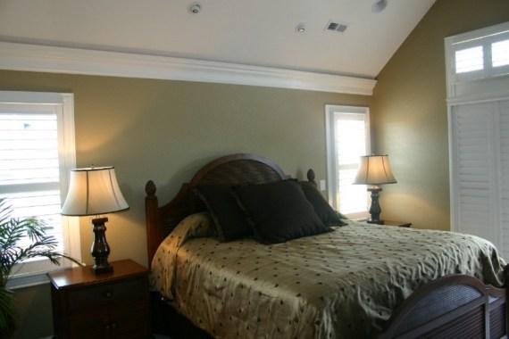 Custom interior design for bedrooms