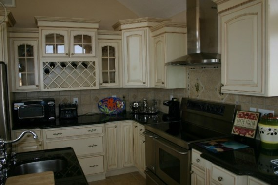 Custom kitchens built on the Outer Banks
