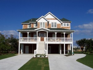 Nags Head NC custom built vacation home