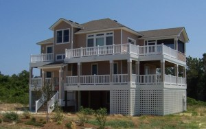 Outer Banks custom built vacation home