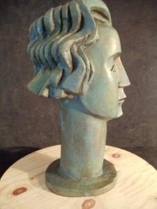 Dean Carter, Bronze Sculpture