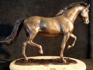 Kathy Coates Bronze sculpture