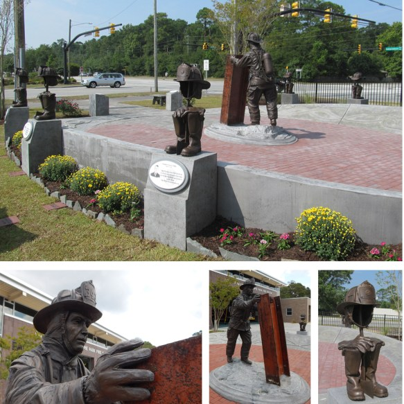Wilmington, NC Fallen Firefighter Memorial