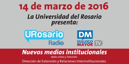 Lanzamiento medios URosario