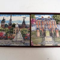 New Bern Coaster Set of 2