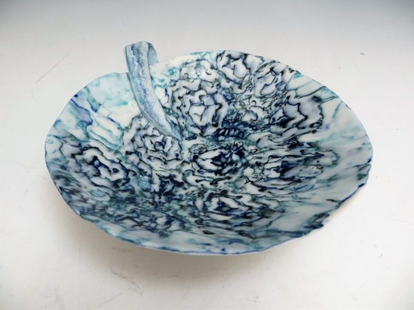 Chris Campbell Leaf Shaped Bowl