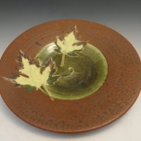 Travis Berning Round Plate