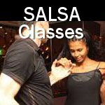 Salsa classes in Raleigh