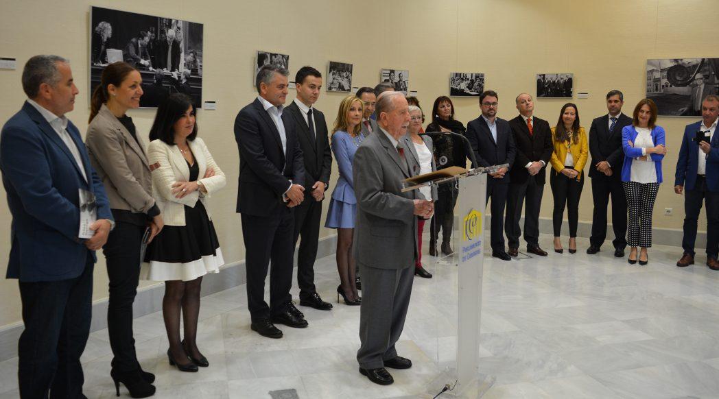 Exposición de Trino Garriga