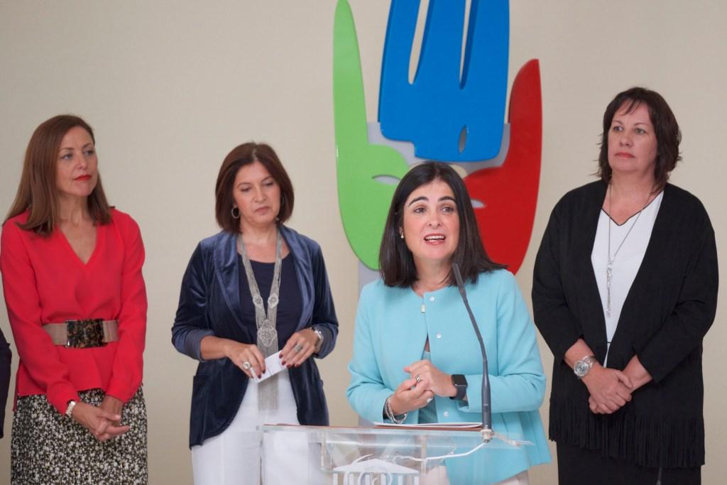 Inauguración de la exposición sobre la Carta Social Europea