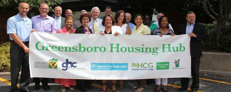greensboro housing hub