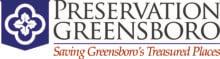 Preservation Greensboro LOGO