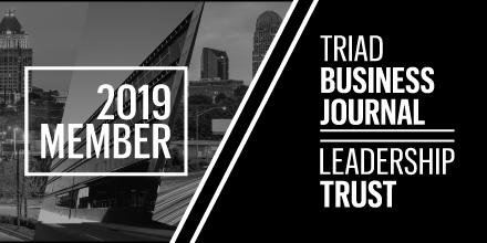 2019 Member Triad Business Journal Leadership Trust