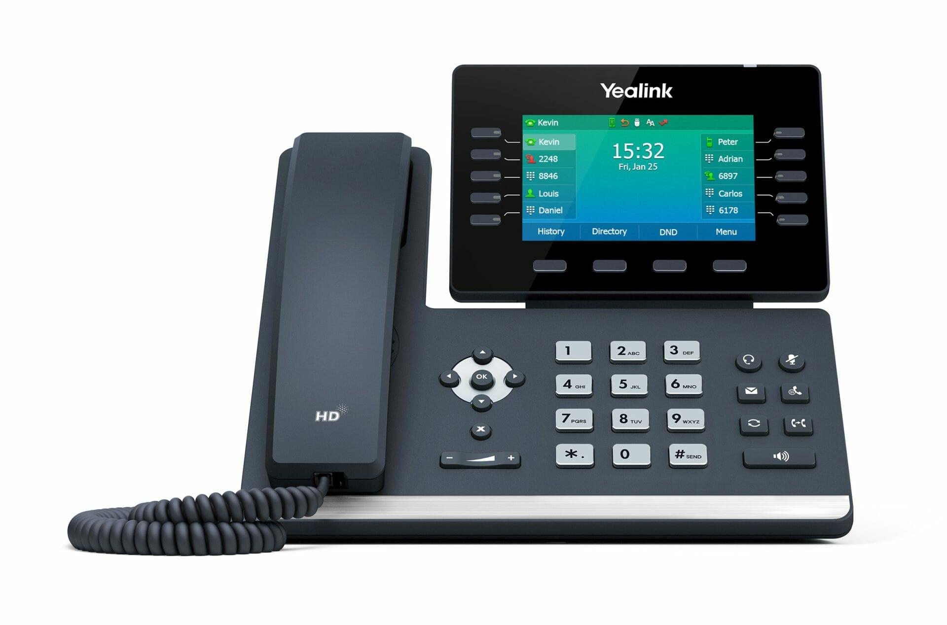 yealink telephone