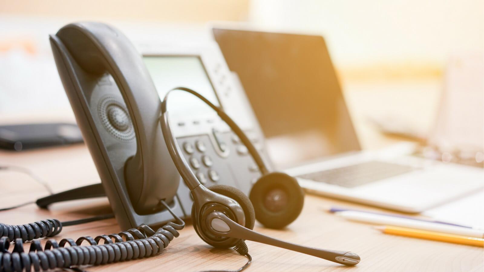 softphone vs. deskphone