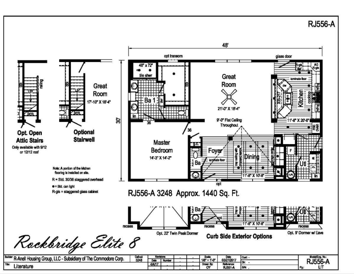 Rockbridge Elite 8 Carolina Diversified Builders
