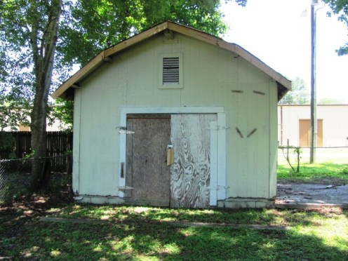 107 Cypress Shed