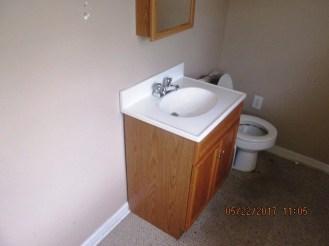 107 Dare Half Bathroom