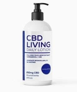 CBD Living Lotion