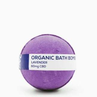 CBD Living Bath Bomb 60mg