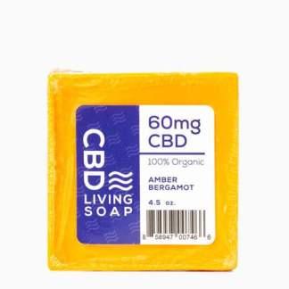 CBD Living 60mg Soap