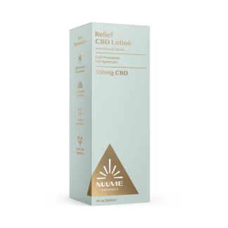 Citrus and Spruce CBD Rich Lotion