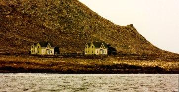 Farallon Islands, océano Pacífico, California.
