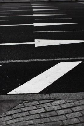 Arrows. Madrid.