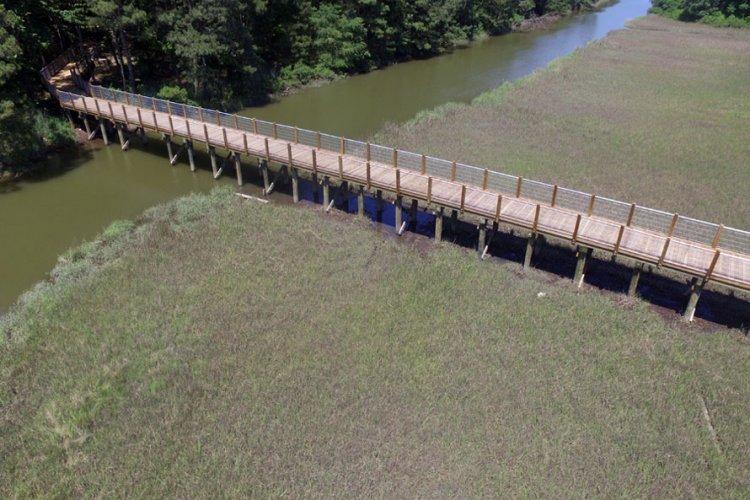 Owls Creek Footbridge