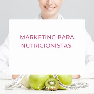 Marketing para Consultorio Nutricional