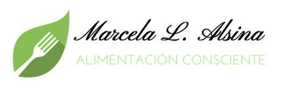 Logo Marcela Alsina Alimentación Consciente