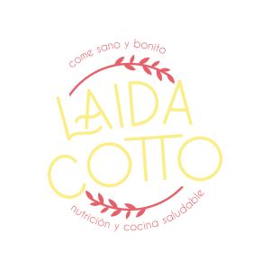 Logo Laida Cotto Come Sano y Bonito