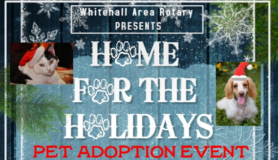 Holiday Pet Adoption Event Whitehall Pa December 7 2019