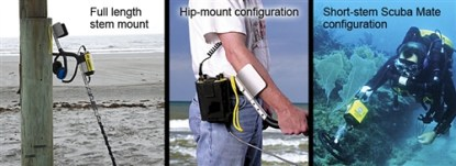 Sea Hunter Mark II™ Metal Detector
