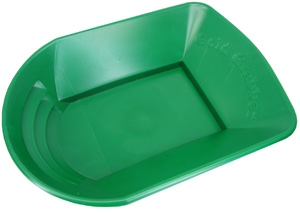 Green - Mini Gold Grabber Pan