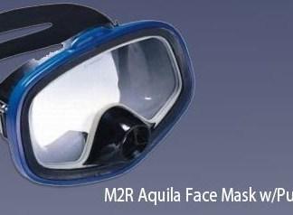Proline - M2R Aquila Face Mask w/Purge Valve
