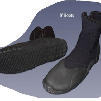 "Proline - 8"" Diving Boots 5MM Size 9"
