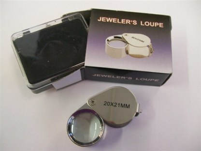 30 X 21MM Jeweler's Loupe