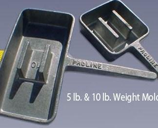 Proline - 10 lb. Diving Weight Mold