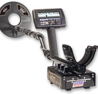 MXT - White's Metal Detector
