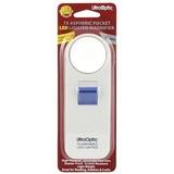 UltraOptix - Pocket LED Lighted 7x Magnifier