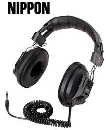 NIPPON Stereo Headphone HP150V - White's