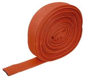 1.5 Inch Red Layflat Hose (Per Foot)