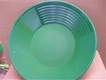 """Green - Pioneer 16"""" Gold Pan"""