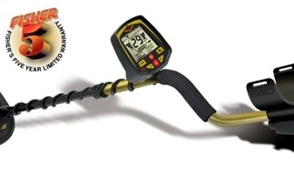 Fisher F70 Advanced Visual & Audio Target ID Metal Detector